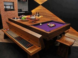 What Is A Dining Room Pool Table Combo
